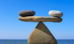 Visual balance